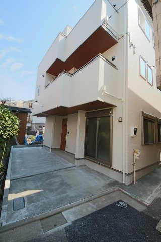 板橋区熊野町の新築住宅