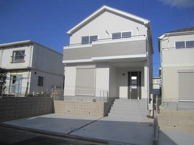 新築分譲住宅 東海市加木屋町北鹿持3期 全2棟 1号棟