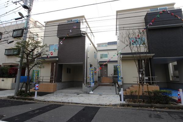 板橋区高島平 新築分譲住宅