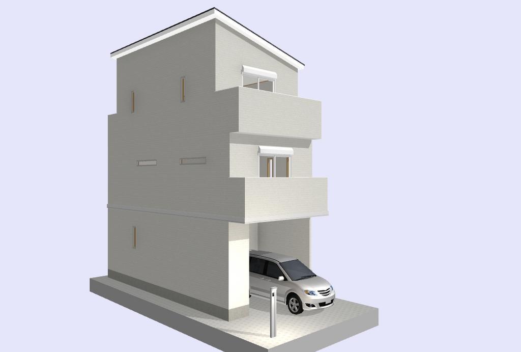 茨木市大池2丁目新築一戸建て