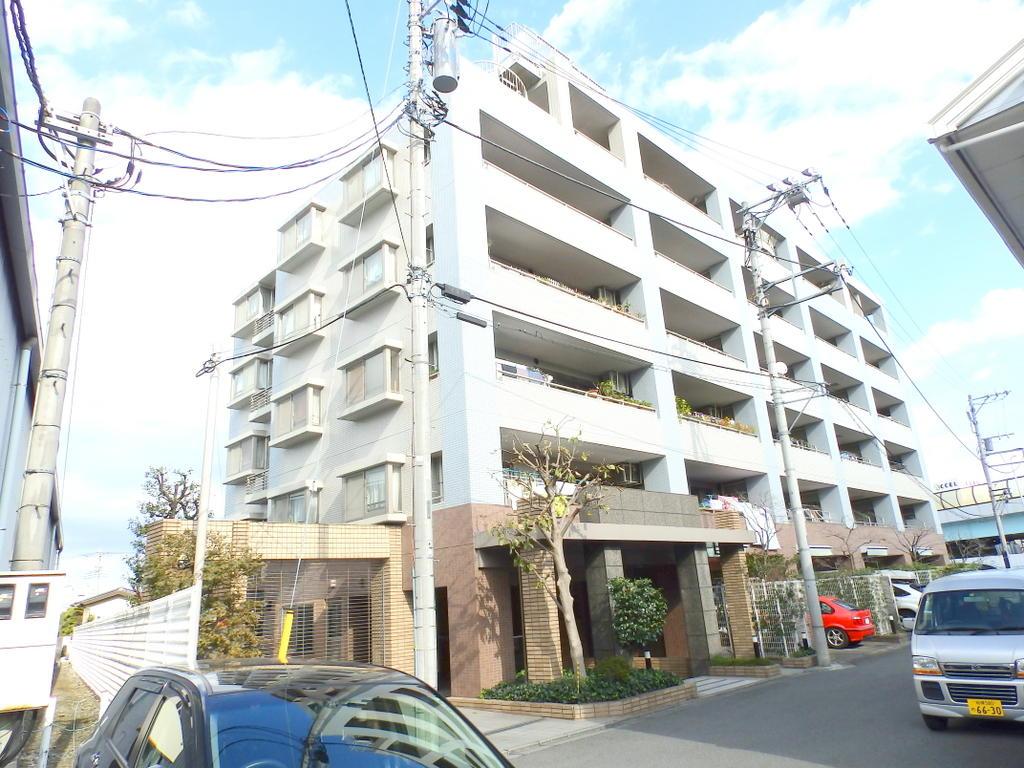 ・ペット可・駐車場空有・4LDK・ビッグヴァン南町田弐番館