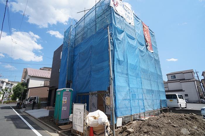 ガレージハウス竹の塚 B