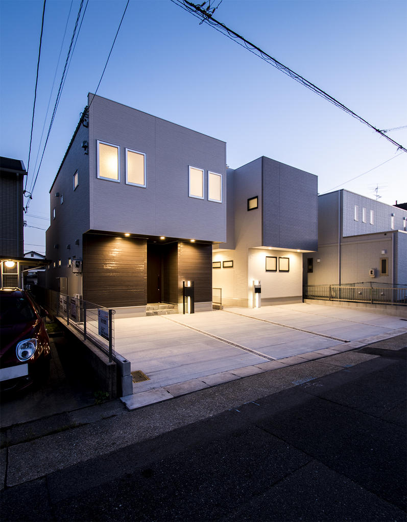 新築デザイナーズ邸宅/明徳公園北