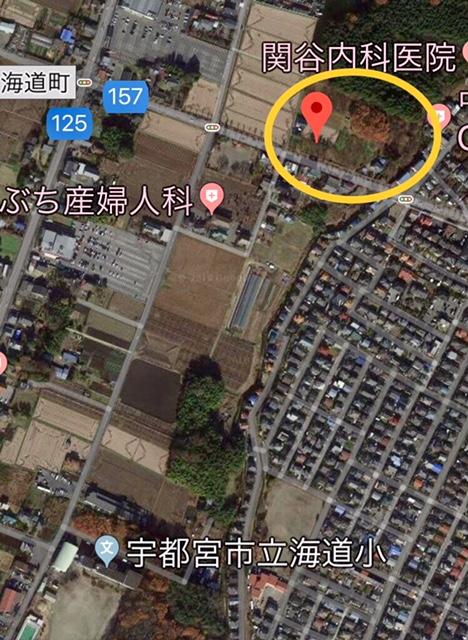 海道町第1期9区画 区画No.7