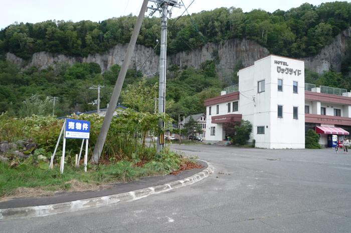 上川町字清川売地