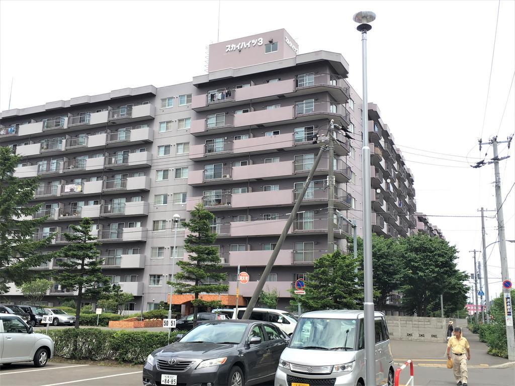 マンション 札幌市北区