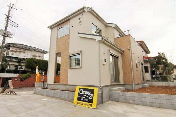 佐倉市ユーカリが丘 新築一戸建て 1号棟