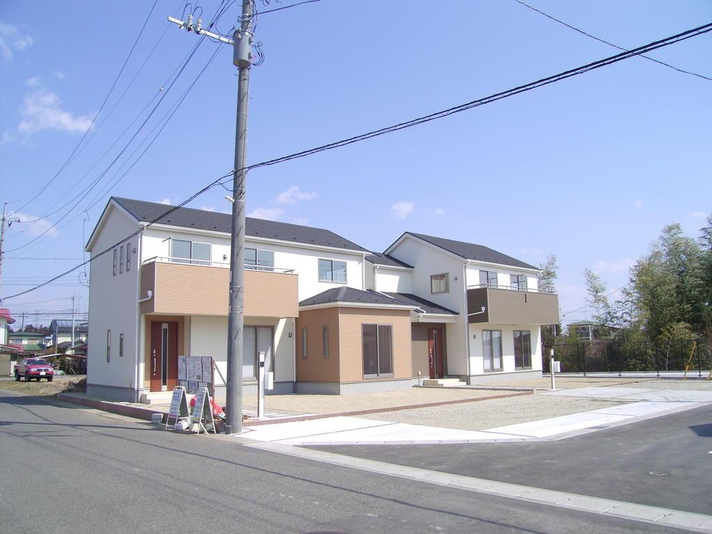 須賀川市芹沢町第1 2号棟 新築一戸建て
