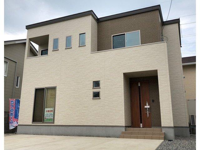富山市中島1丁目 新築一戸建て