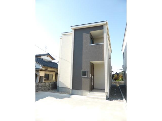富山市高屋敷字上り立割 左棟 新築一戸建て