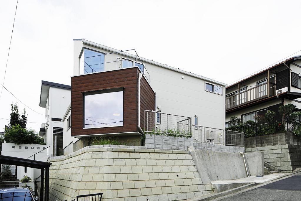 横浜田奈の家