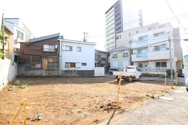 豊島区上池袋 新築一戸建て 1号棟