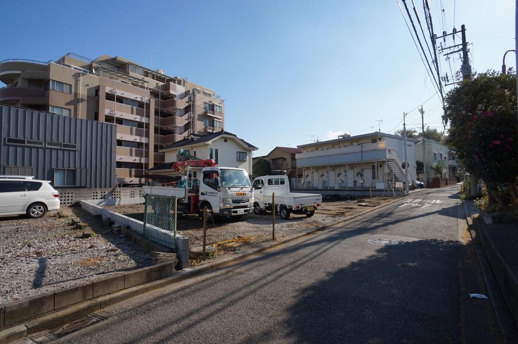 神奈川区神大寺2丁目新築分譲住宅