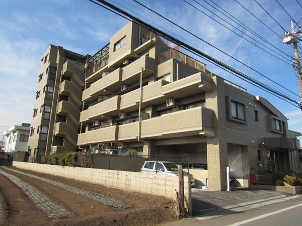 ハイホーム羽村弐番館 3階