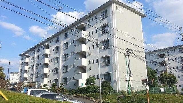 男山第2住宅 103棟