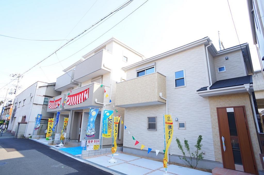平野区加美正覚寺3丁目 新築一戸建(3区画)