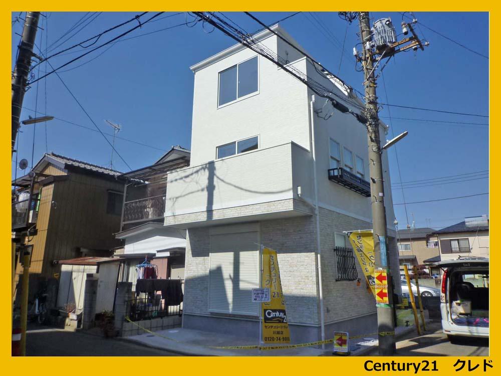 富士見市上沢 新築戸建 ~鶴瀬駅徒歩10分・東南角地~