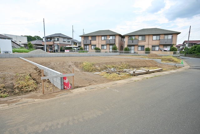越生町上野東 建築条件付売地 B区画