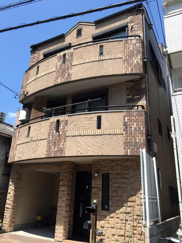 淀川区加島一丁目中古戸建。4LDK。鉄骨造。