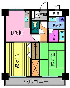 野洲駅 0.6万円