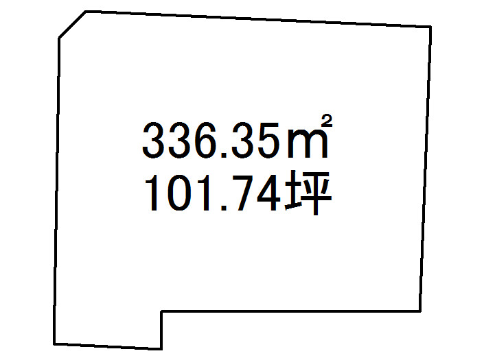 金原 売土地