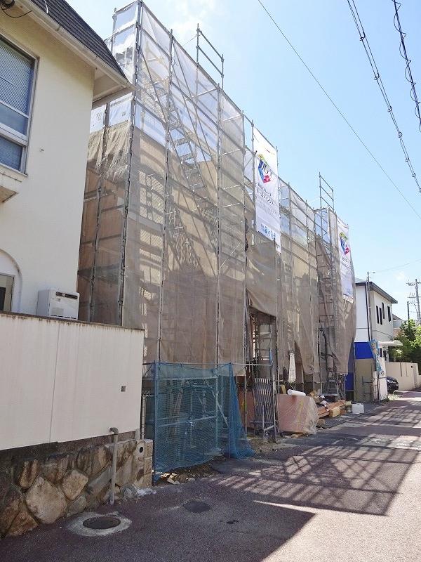 一戸建て 神戸市灘区