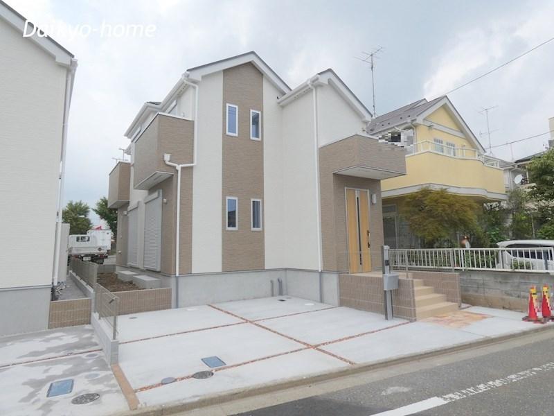 あきる野市秋川4丁目 18-1期 全2棟 新築一戸建て 1号