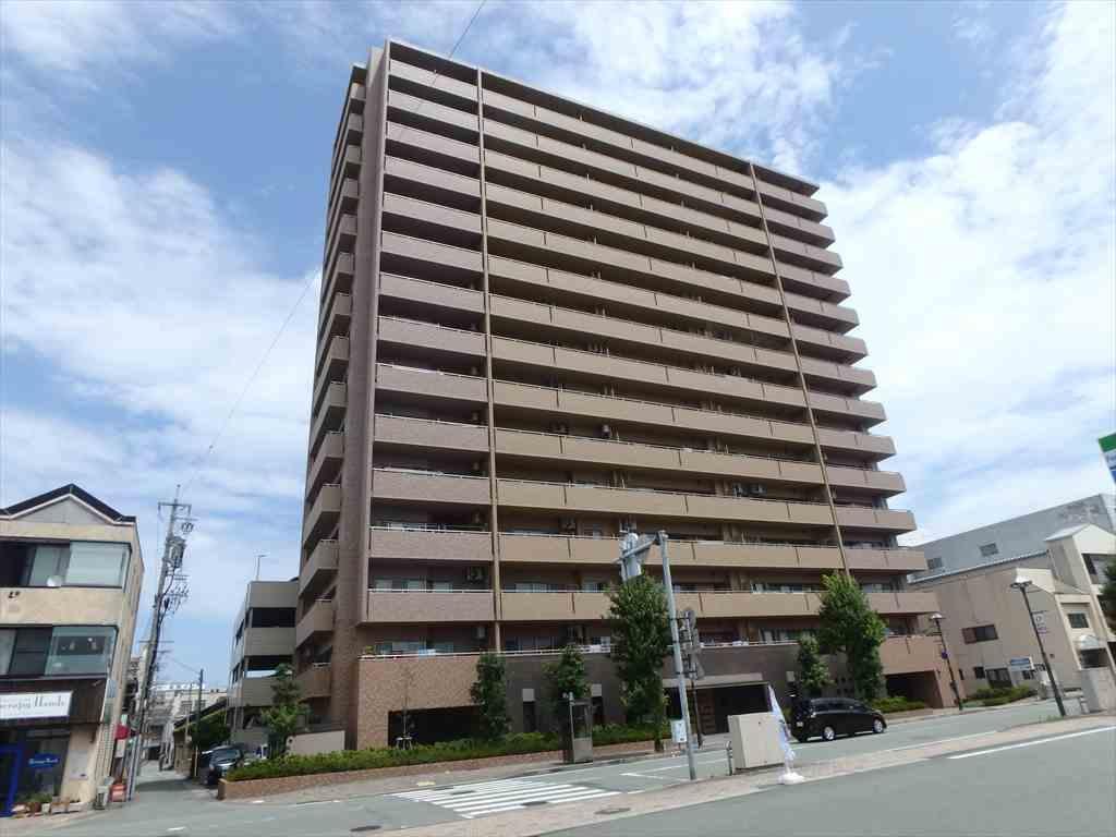 ローレルコート松阪 最上階