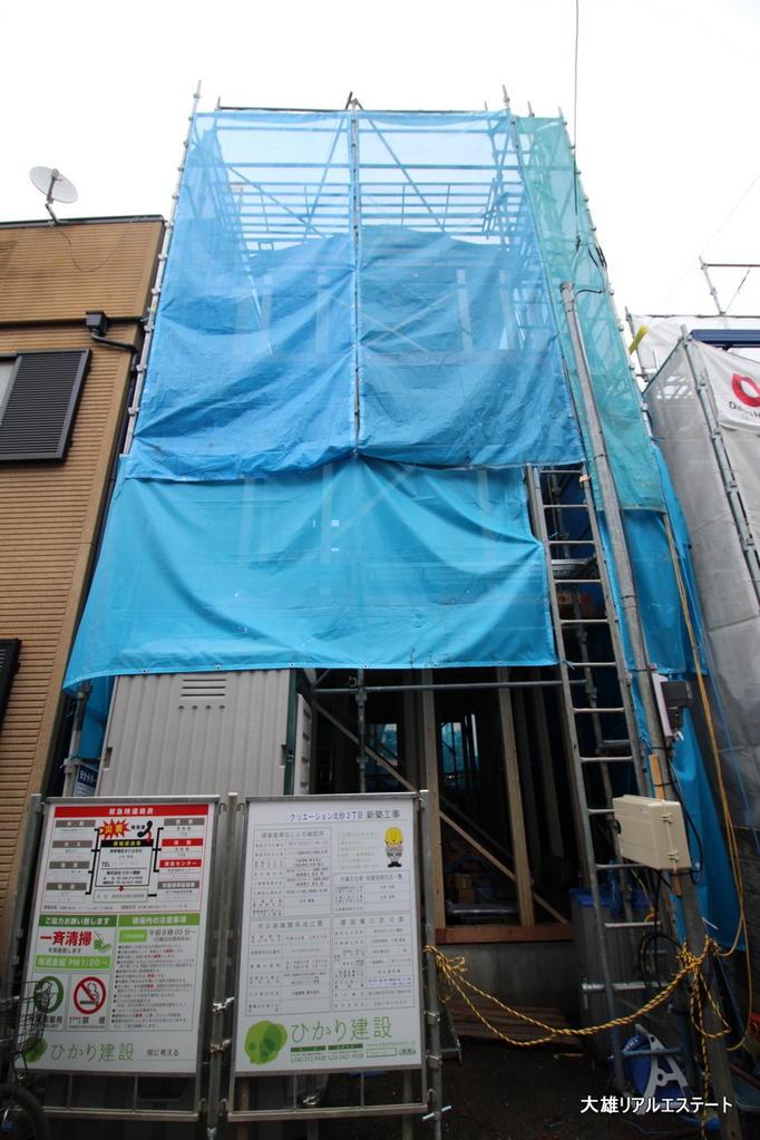 Creation  Kitasuna 北砂3丁目 新築戸建