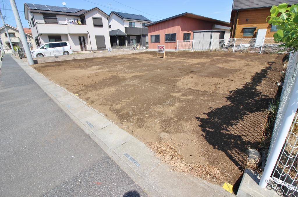 深谷市 国済寺 区画整理地