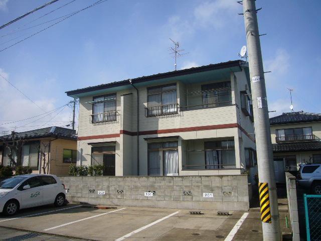 福島学院前駅 4.3万円