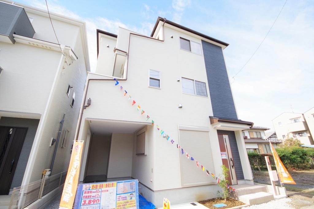 FIRST TOWN 第1桜区田島 1号棟