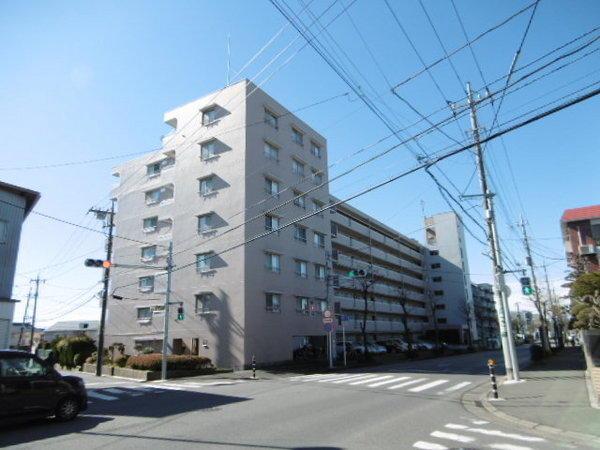 「勝田駅」徒歩8分 勝田台マンション 411