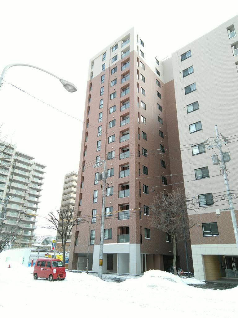 ラ・クラッセ札幌 ステーション ルミエール(新築・未入居)