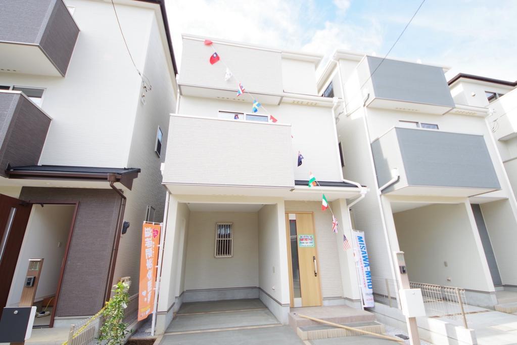 FIRST TOWN 第1桜区田島 3号棟