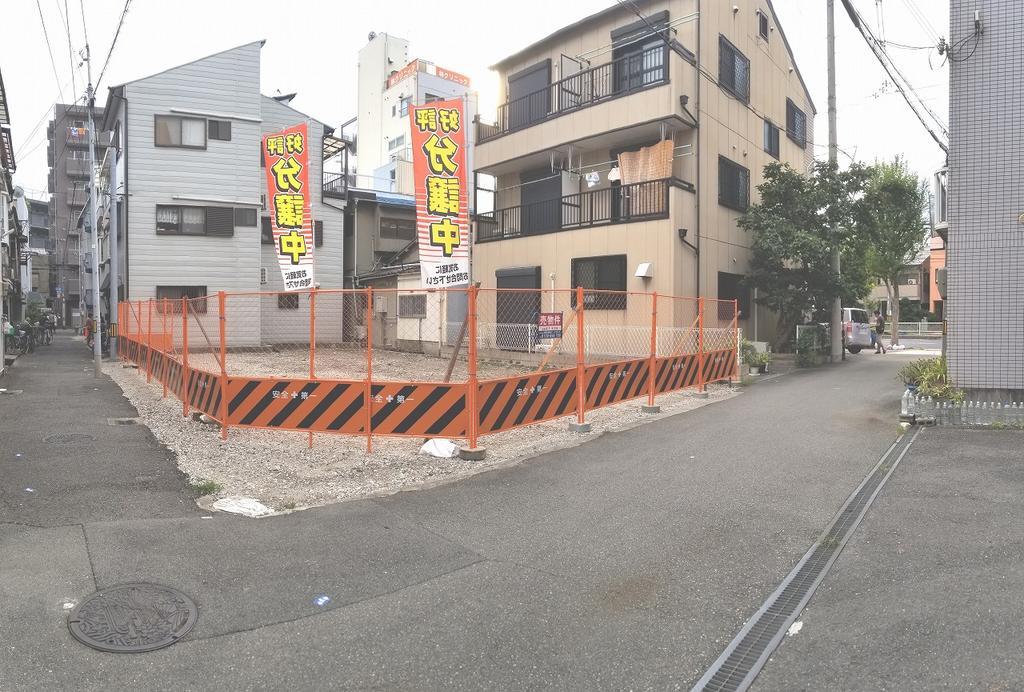 海老江7丁目 B号地 限定2区画