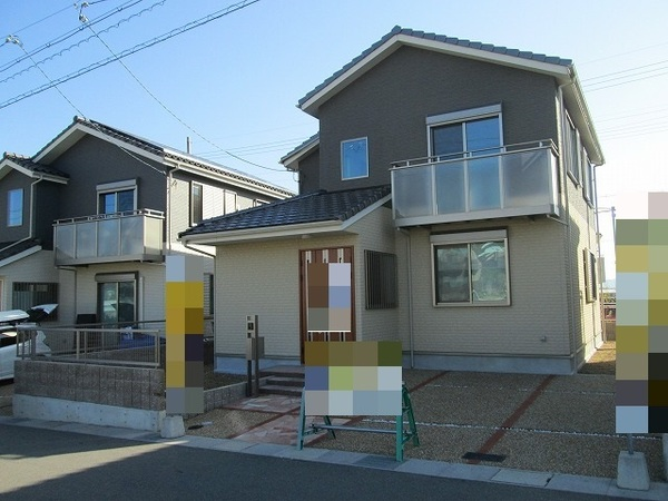 京田辺市同志社山手3丁目 74号地建築後未入居物件
