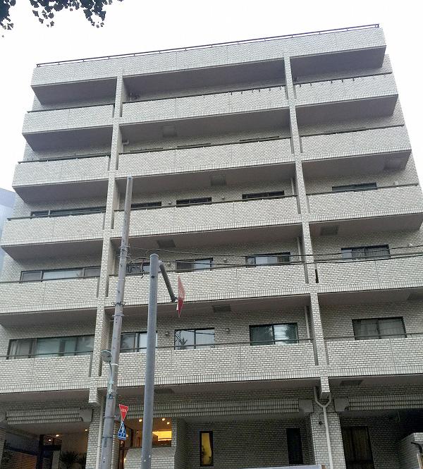 白金台ホームズ 6階