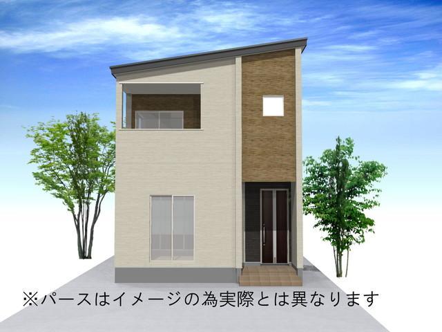 富山市奥田双葉町字一番割 新築一戸建て