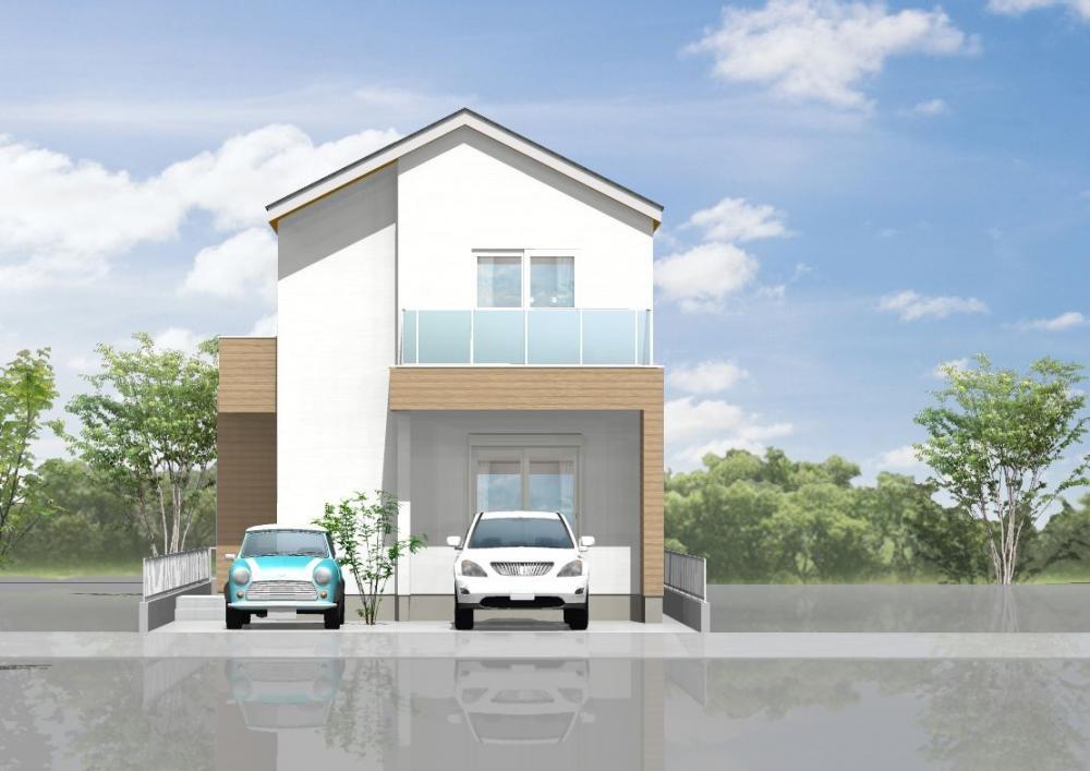 Asobi-デザインハウス天白区平針南第二 1号棟