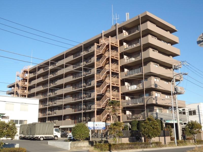ダイアパレス横須賀堀ノ内バイザシー