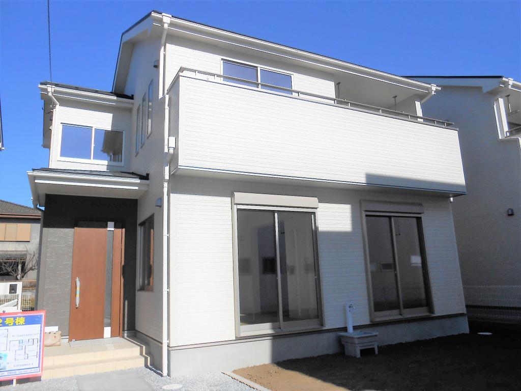 栃木市平柳町 新築4LDK。 計9棟の販売です。