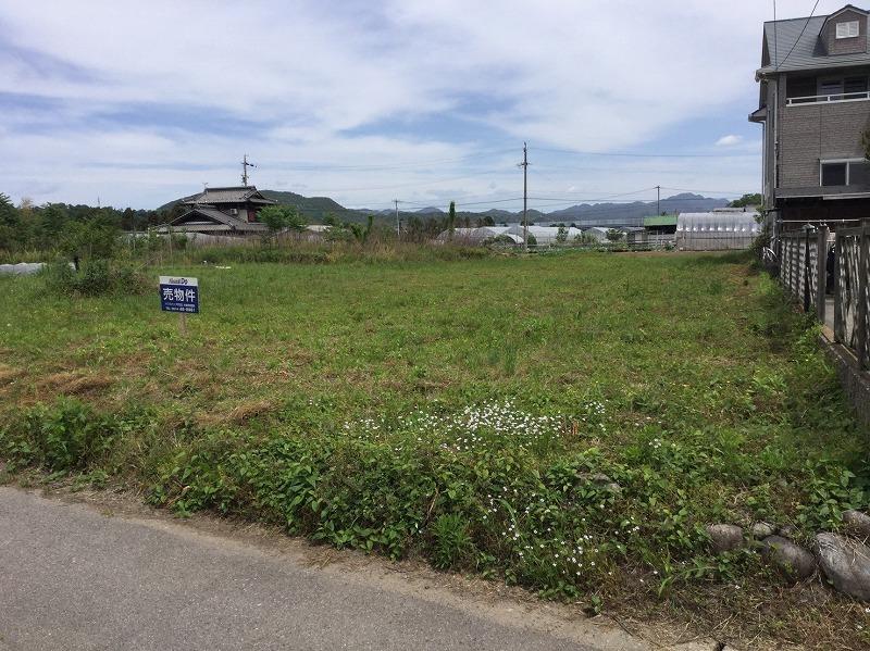 下米田町西脇 売土地