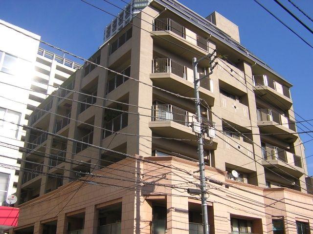 パロス白金 6階
