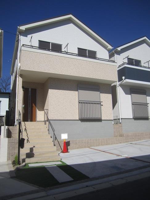 新築分譲住宅 東海市加木屋町冬至池 全4棟 C号棟