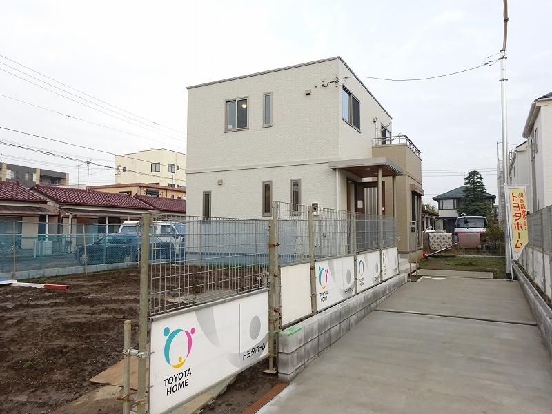 市川市大和田5丁目 新築一戸建て 全3棟 No.B