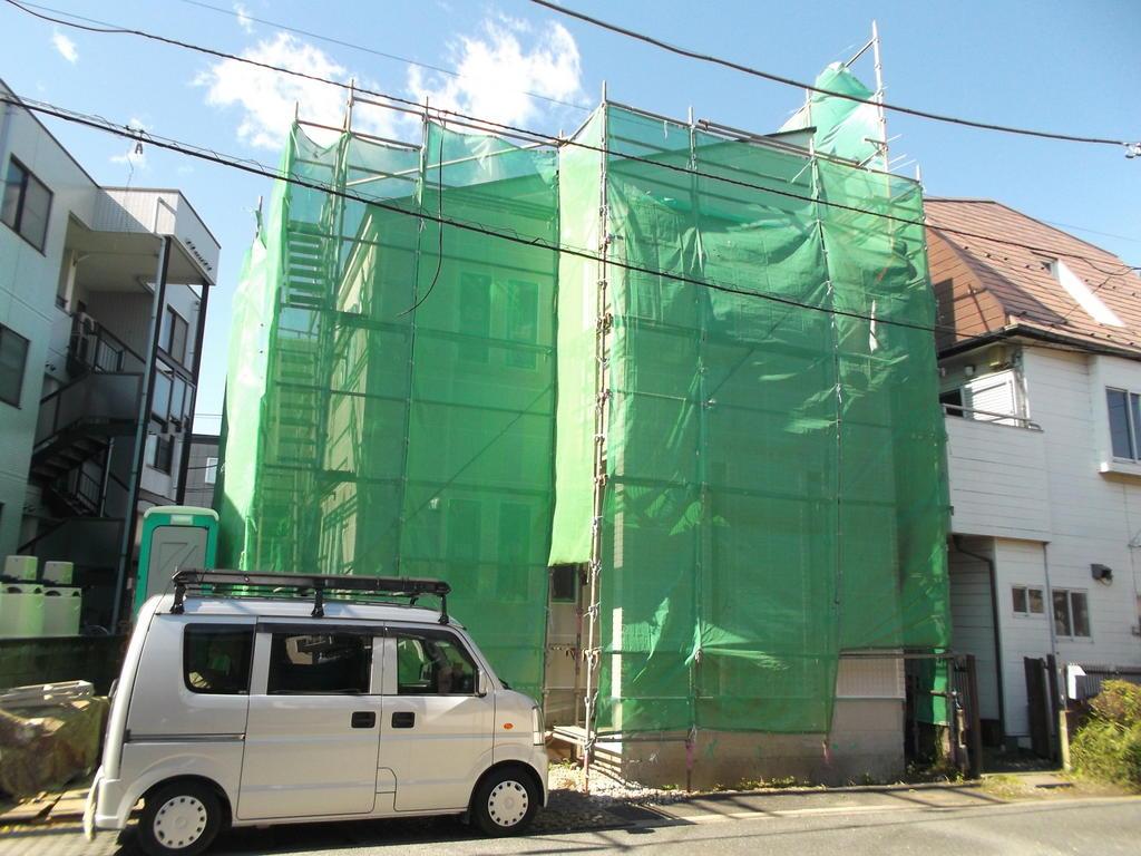 さいたま市北区日進町2丁目 新築分譲住宅 全1棟