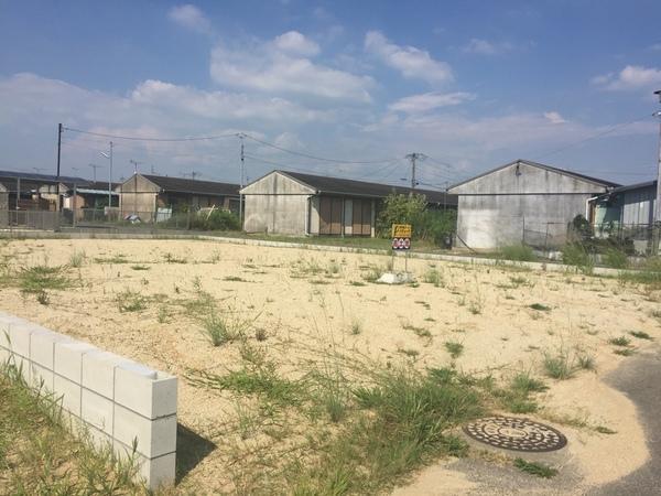 岡崎市中之郷町 B区画 土地  一般建築不可