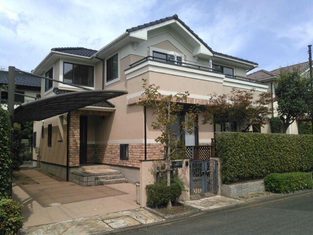 気品ある街に佇む邸宅。佐倉市染井野。