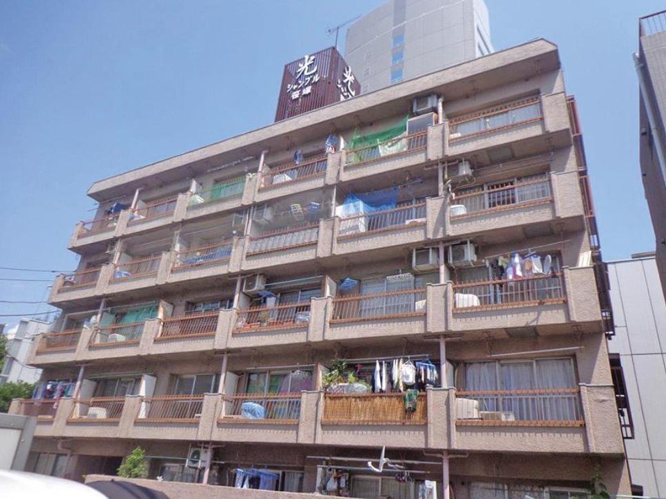 光シャンブル笹塚 4階部分